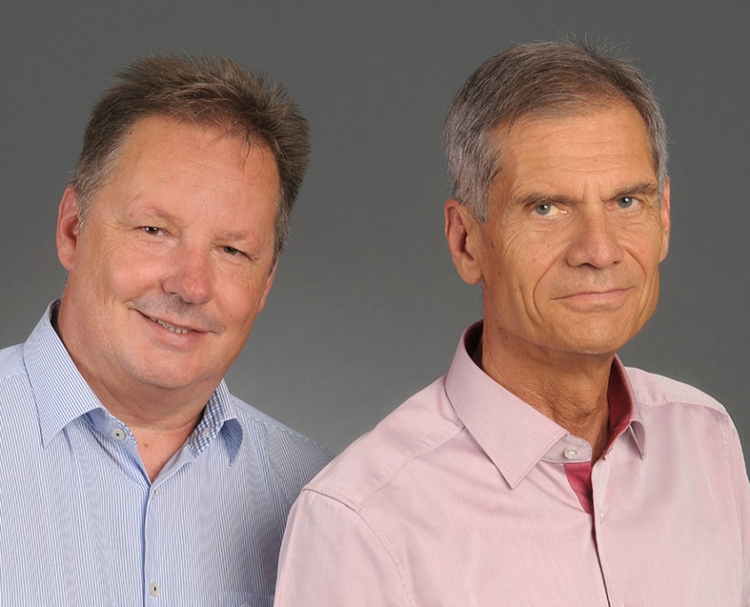 Andre Hundt & Rainer Cyliax